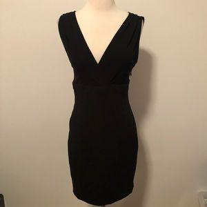 Bebe Black Cocktail Dress